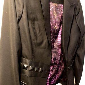 Rock & Republic Black Blazer Size XS